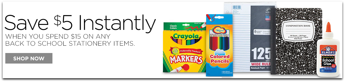 Get dollargeneral.com school supplies shipped – Dollar General School Supply deal