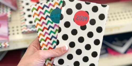 Monthly Planners & Calendars Only $1 at Dollar Tree