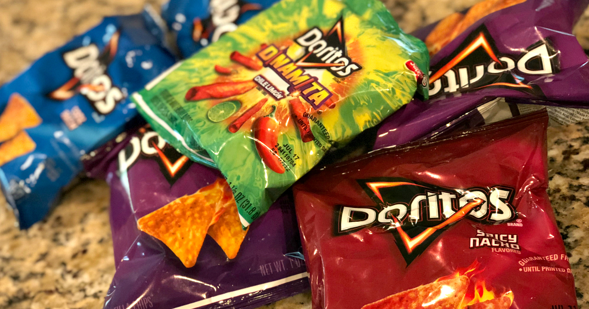 use amazons subscribe & save program (read this to get the most bang for your buck) – Doritos on Amazon