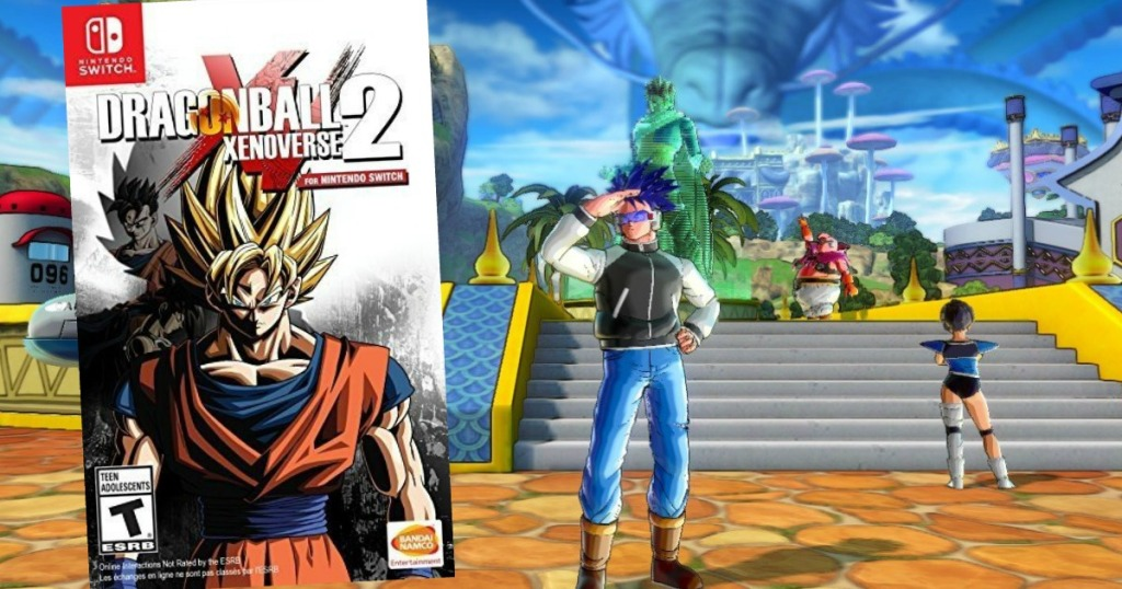 Best Buy: Dragon Ball Xenoverse 2 Video Game Just $18 99