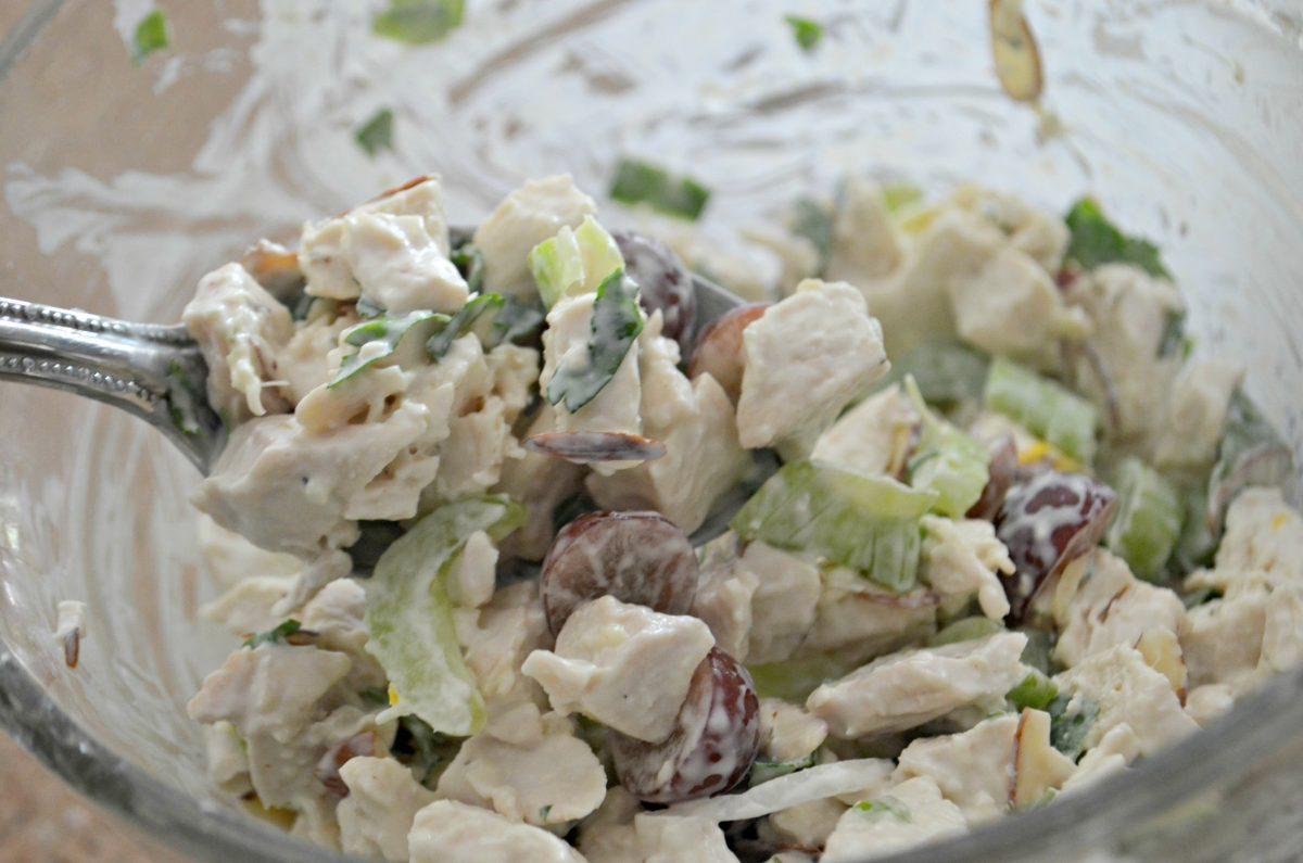 easy salad recipe panera copycat