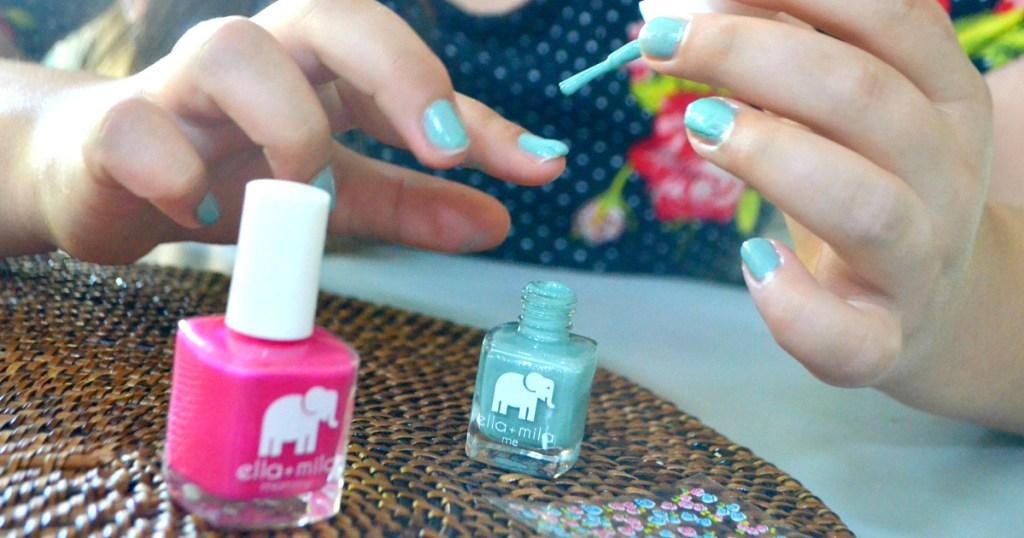 ella+mila nail polish