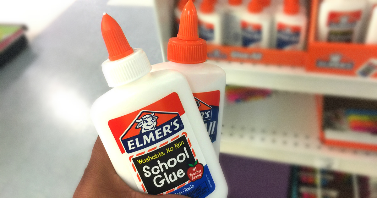 Get dollargeneral.com school supplies shipped – Elmer's glue