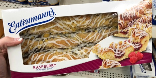 Entenmann's Danish Twist, Donuts & More Only $1 Per Package at Dollar Tree