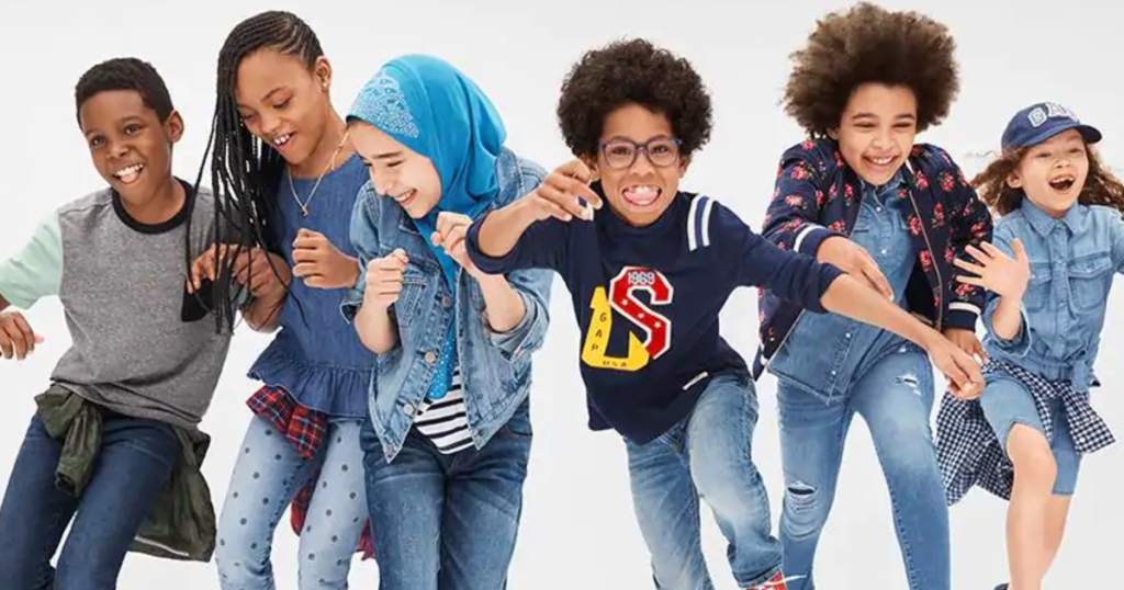 7f9ce486b6e8c Up to 70% Off Gap Clothing + FREE Shipping