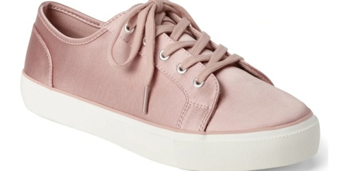 GAP Women's Satin Sneakers Only $14.99 (Regularly $60)