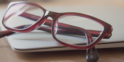 Buy One, Get One Free Eyeglasses + Free Shipping from GlassesUSA (Includes Lenses & Frames)