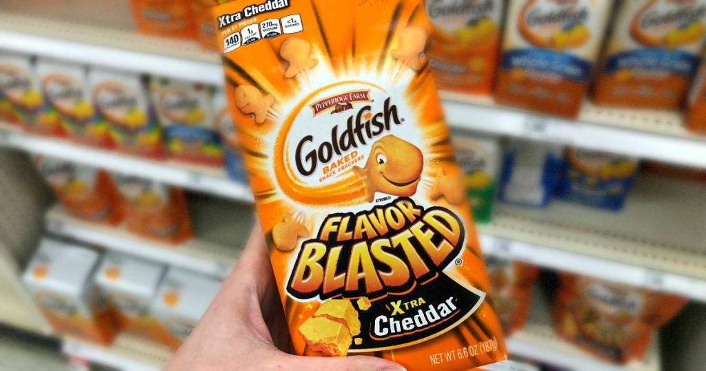 Warning: Goldfish Recall