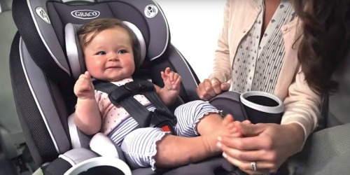 Graco 4Ever 4-in-1 Car Seat Only $199.99 Shipped (Regularly $300) + Earn $40 Kohl's Cash