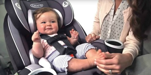 Graco 4Ever 4-in-1 Convertible Car Seat Only $179.99 Shipped (Regularly $300)