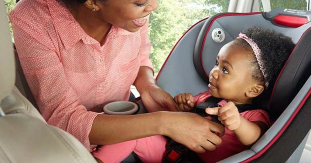 Hop On Over To Graco And Save An Extra 25 This Contender 65 Convertible Car Seat In Chili Red ONLY When You Enter Promo Code CS65CHILIRED At