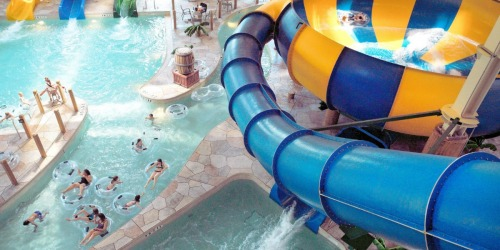 Great Wolf Lodge One-Day Passes Now Available (FREE for Kids Ages Two & Under)