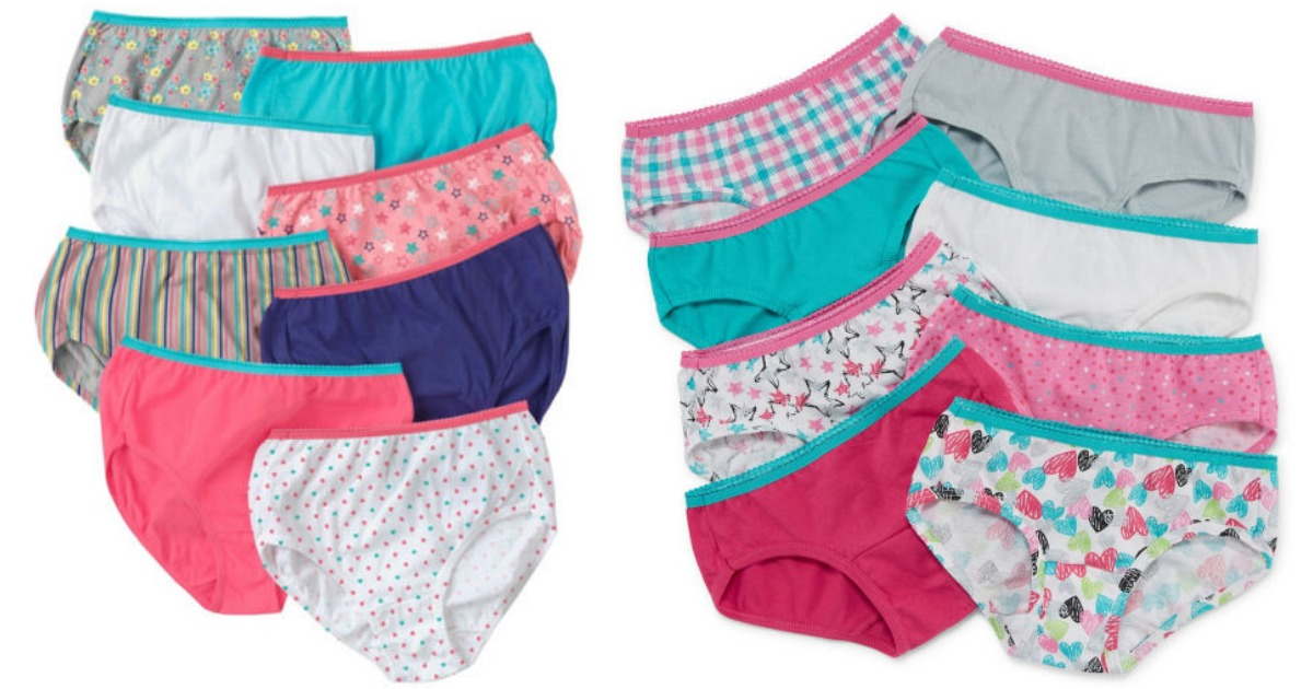 85e60de6f JCPenney.com  Hanes Kids Underwear Multipacks Only  6 Each + More ...