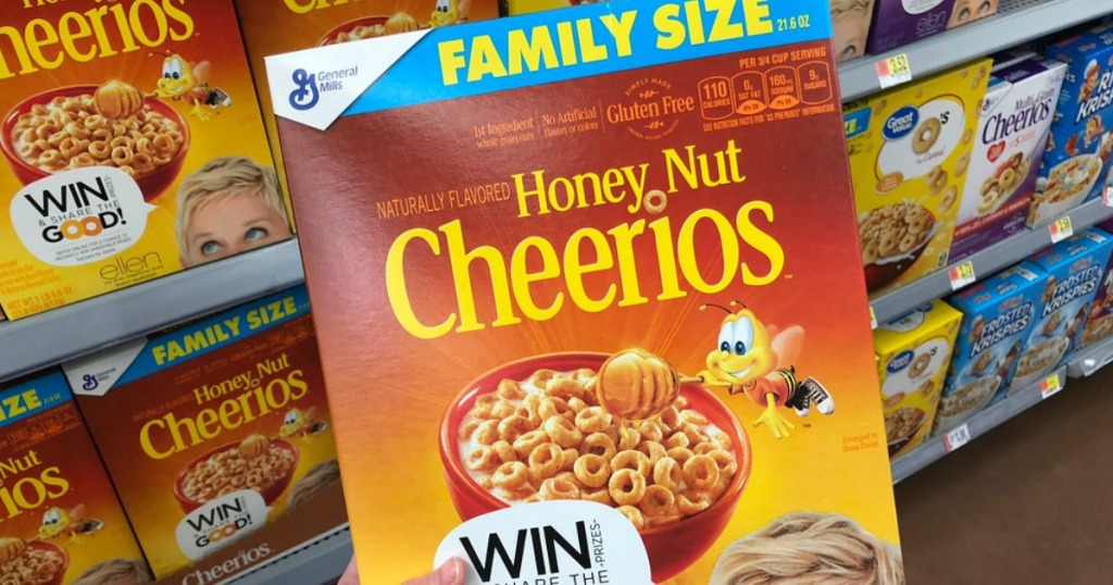 While Supplies Last Amazon Is Offering Prime Members A Free Family Size Box Of Honey Nut Cheerios With Your Prime Pantry Amazon Fresh Or Prime Now Order