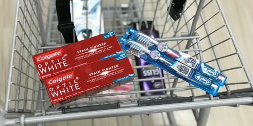 FREE Colgate Toothpaste & Oral-B Toothbrushes, Cheap Razors & More at Rite Aid (Starting 7/8)