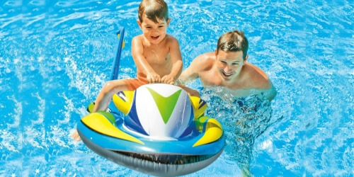 Intex Wave Rider Float Only $7.36 (Ships w/ $25 Amazon Order)