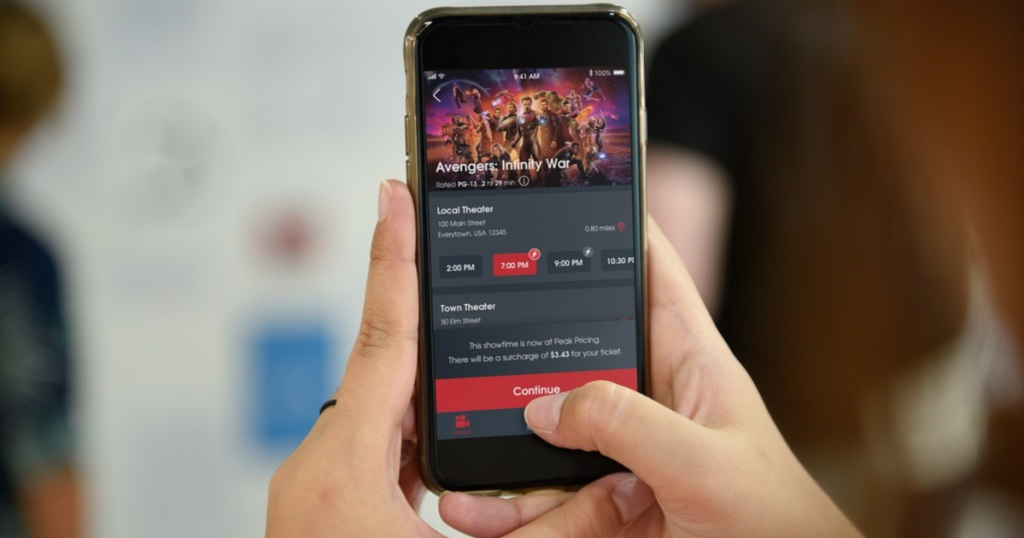 moviepass app on iphone