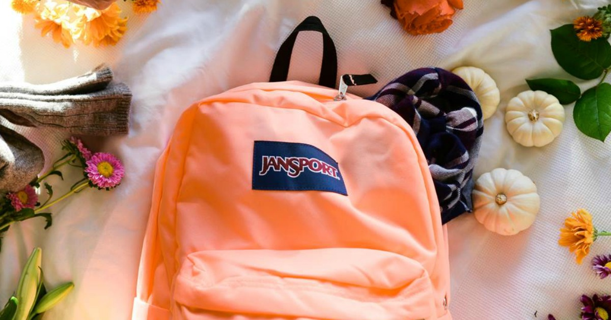 e0c75abbbd Amazon  Jansport Backpacks as Low as  15.99 (Regularly  35+) - Hip2Save