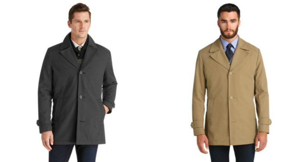 Executive Collection Traditional Fit 3 4 Length Car Coat 34 99 Regularly 250 Shipping Is Free W Jos A Bank Account Rewards Program To Join
