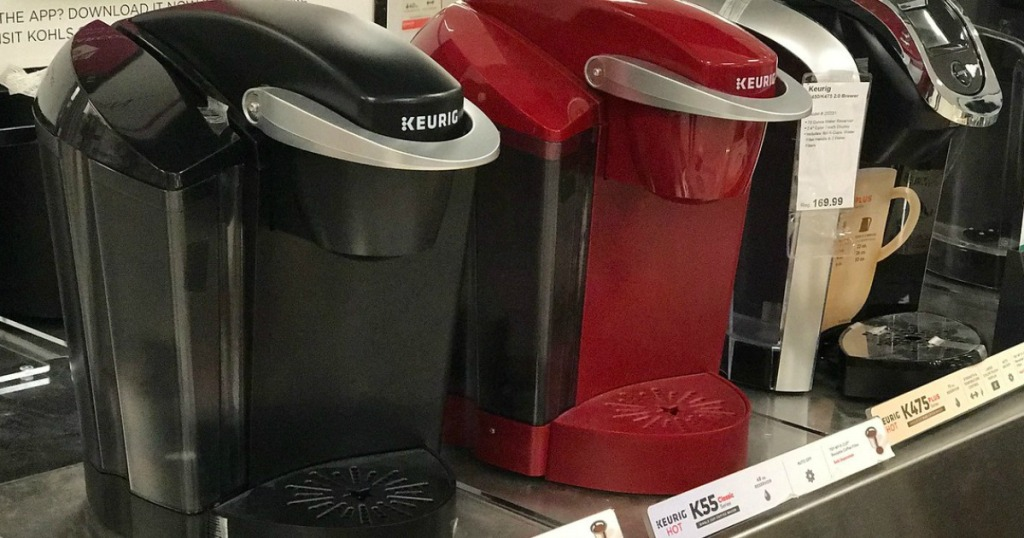 Keurig K-Elite K-Cup Pod Coffee Maker $152.13 Shipped ...