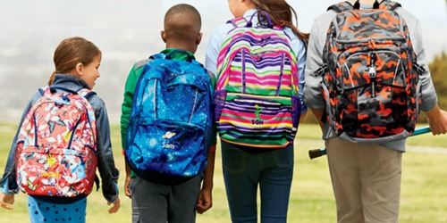 50% Off Lands' End ClassMate Backpacks (Complete w/ Lifetime Guarantee)
