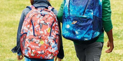 50% Off Lands' End Classmate Backpacks Today Only (Includes 100% Lifetime Guarantee)