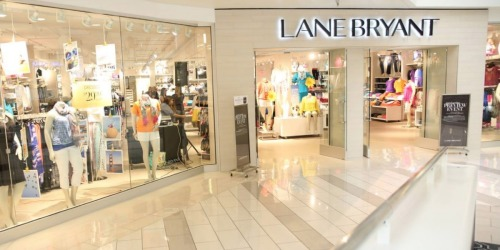 $10 Off $10 Lane Bryant Purchase Text Offer