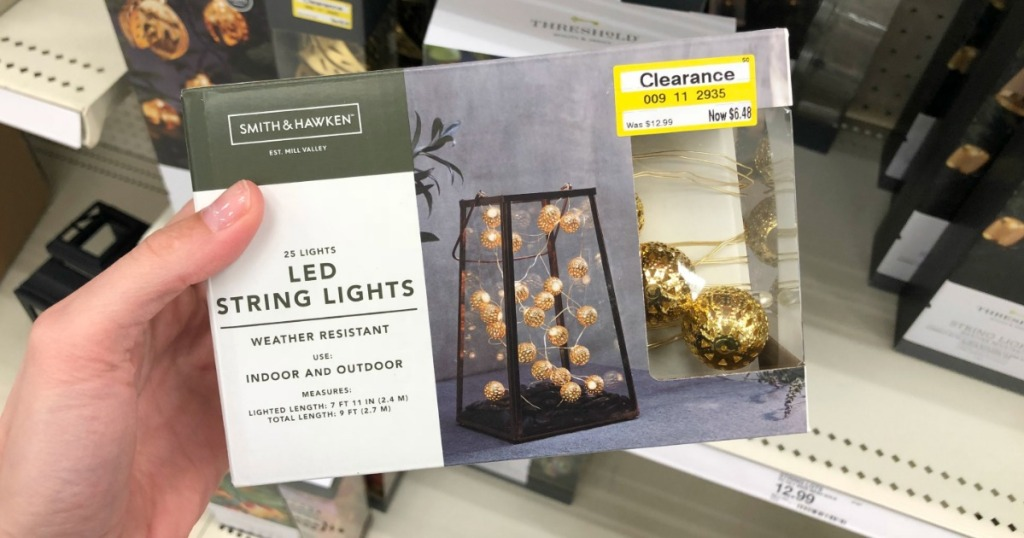 Possibly 50 Off Outdoor Lighting At Target Hip2save