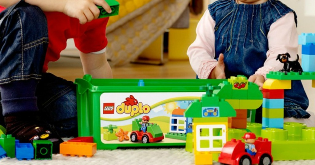 Apply To Host Lego Duplo House Party 1000 Spots Available Hip2save