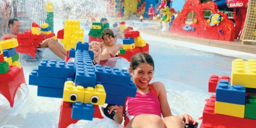 LEGOLAND California FREE Admission For Active Duty Members (Unlimited All August) & More