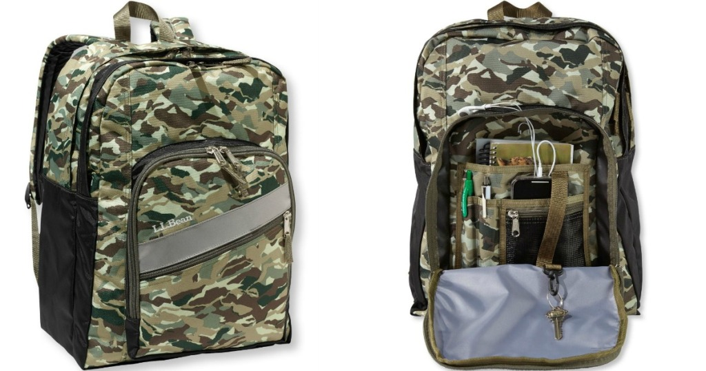 1ceeaed1439d L.L. Bean Deluxe Backpacks as Low as  11.24 (Regularly  40)   More ...
