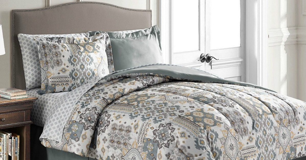 8 Piece Bedding Sets Only 34 99 At Macy S Regularly 100