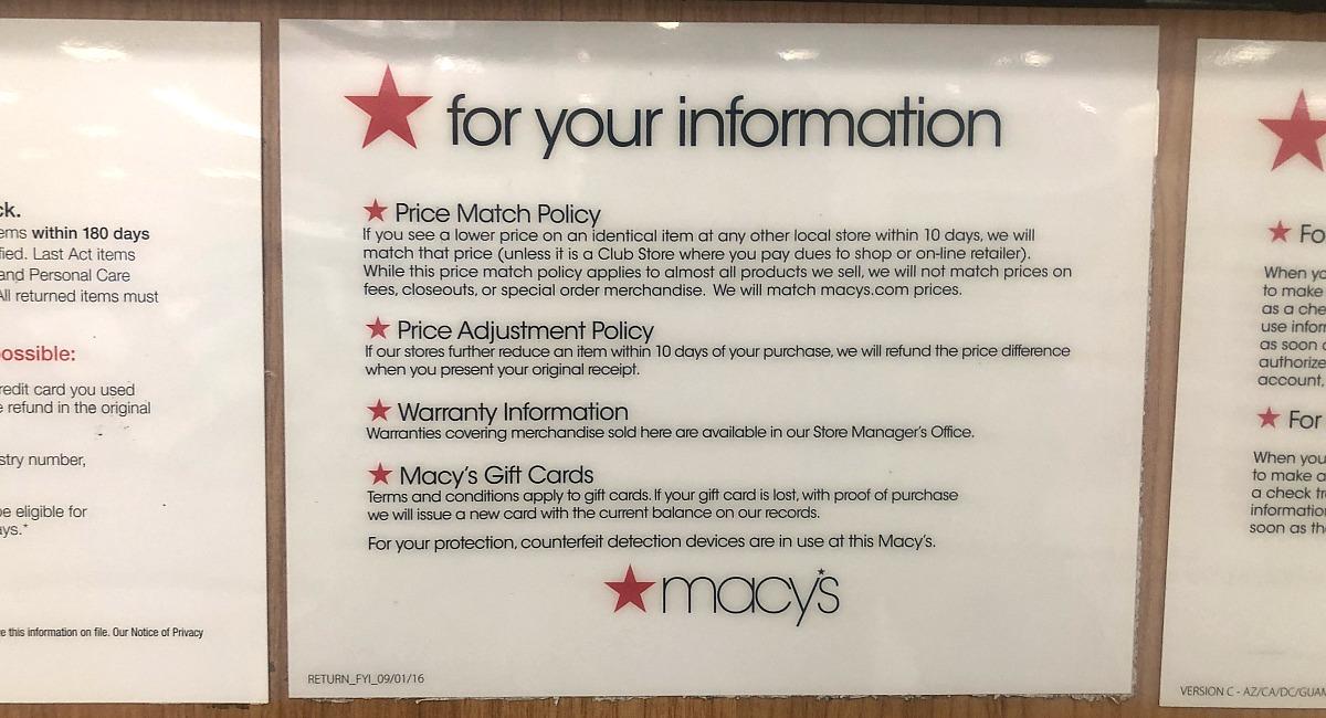 33 Macy S Return Label Barcode Best Labels Ideas 2020