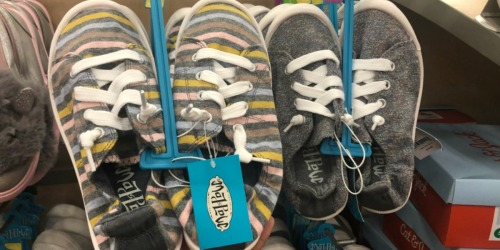 Girls Mad Love Sneakers Only $12.74 at Target (In-Store & Online)