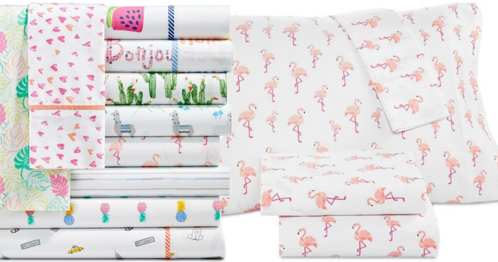 Macy S Martha Stewart Collection Novelty Sheet Sets As Low As