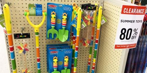 80% Off Summer Toys Clearance at Hobby Lobby