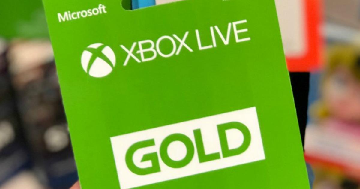 Xbox Gold November 2021