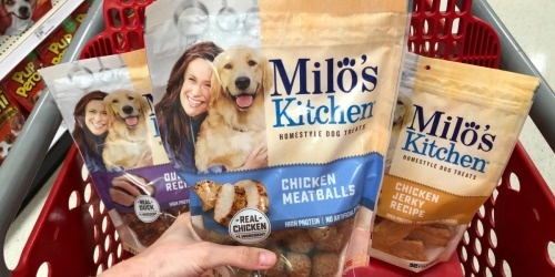 Milo's Kitchen Dog Treats as Low as $3 Shipped at Amazon