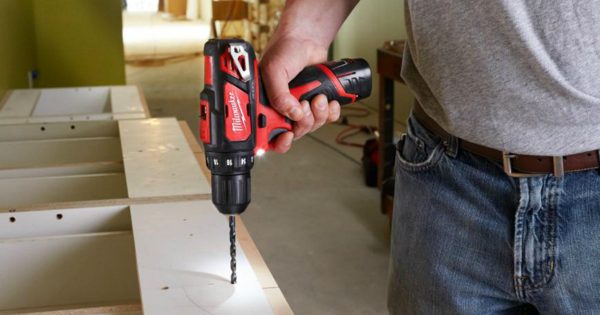 Milwaukee Cordless 5 Tool Combo Kit Only 199 Shipped Regularly