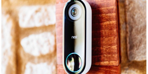 Nest Video Doorbell w/ 6-Month Subscription Just $149.99 Shipped on Costco.com