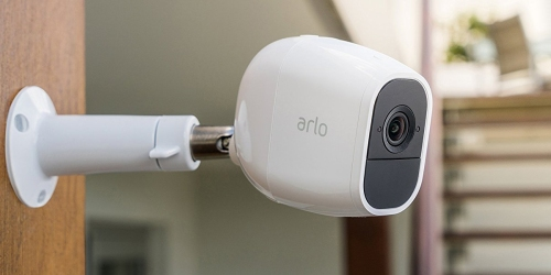 Arlo Pro 2 Security Camera System w/ FOUR Wireless Cameras Only $399.99 Shipped (Regularly $650)