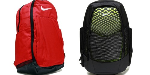 Nike Backpacks as Low as $21.25 at Famous Footwear (Regularly $55+)