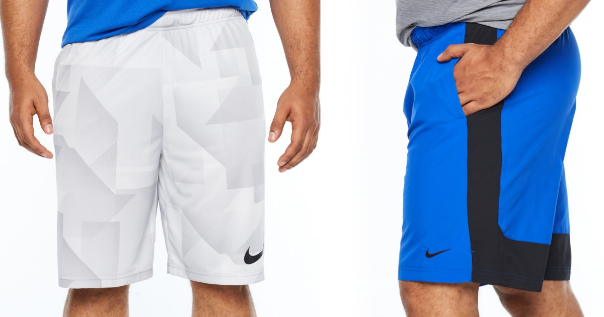 69116f5a4050e JCPenney.com: Nike Big & Tall Men's Workout Shorts Only $9.99 (Regularly  $40) + More - Hip2Save