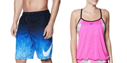 Academy Sports: Up to 65% off Nike Swimwear for the Whole Family