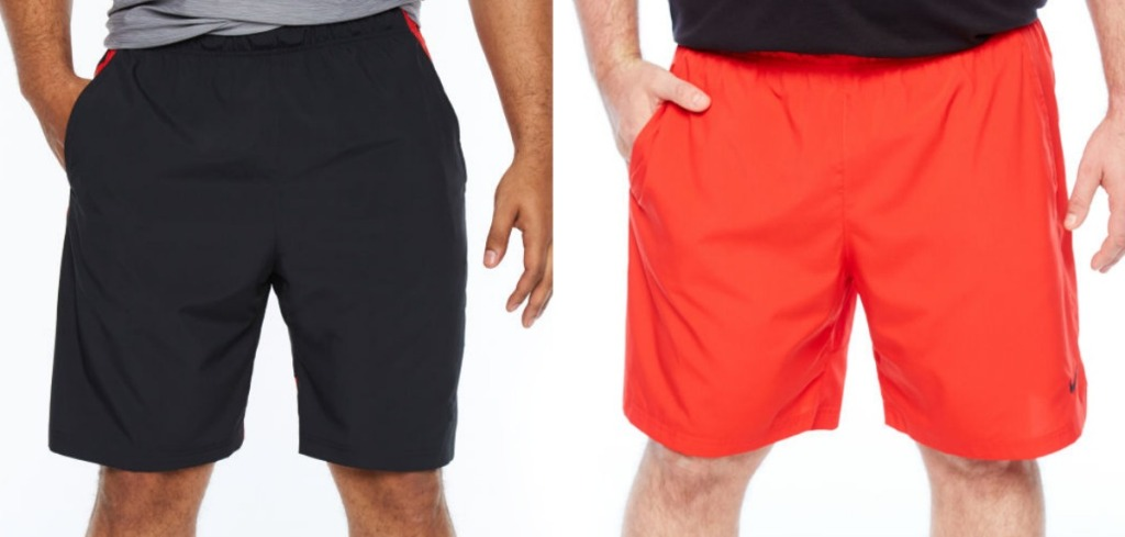 c6e841f34f3c2 JCPenney.com: Nike Big & Tall Men's Workout Shorts Only $9.99 ...