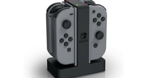 Amazon Prime: Nintendo Switch Joy-Con Charging Dock Just $16.13 Shipped (Regularly $30)
