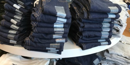 FREE Shipping on ALL Orders at OshKosh B'Gosh & Carter's (Jeans $7.97 Shipped + More)