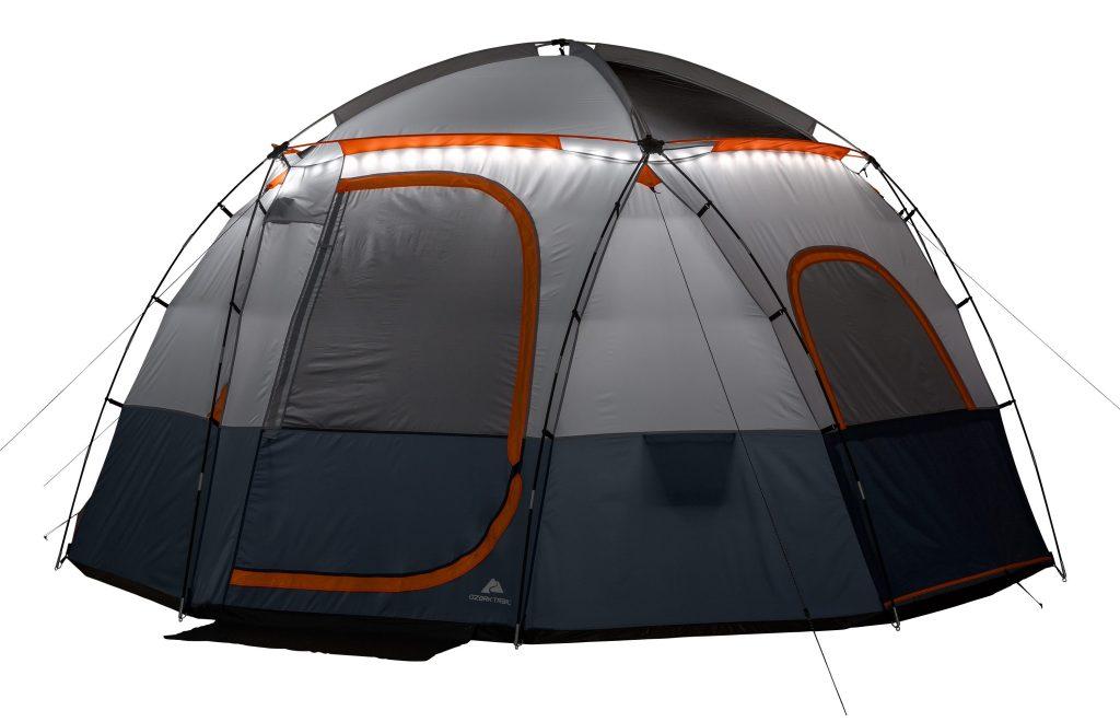 Ozark Lighted Tent