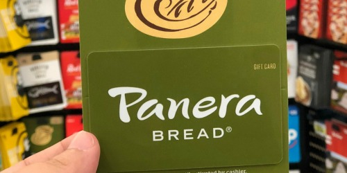 Discounted Gift Cards – Panera Bread, Gymboree, Regal Cinemas & More