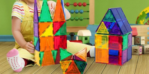 Up to 50% Off Magnetic Toys at Zulily (Picasso Tiles, Magformers & More)
